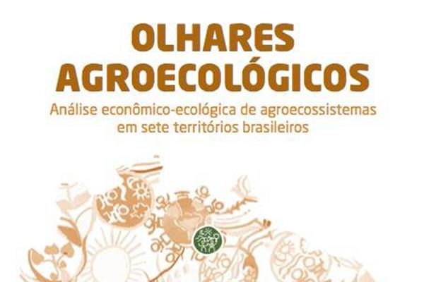 """O livro """"Olhares Agrecológicos está disponível de forma gratuita no site da ANA"""